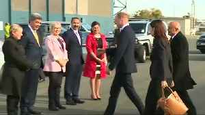 Britain's Prince William visits New Zealand's Christchurch [Video]