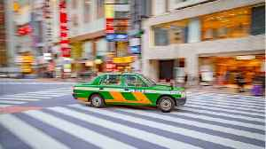 Japanese Startup To Install Facial Recognition In Taxis For Targeted Ads [Video]