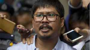 U.S. Criticizes Myanmar's Decision To Uphold Sentence Of Two Reuters Journalists [Video]