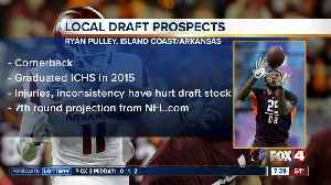 Football prospects from Southwest Florida hope to get name called in draft [Video]