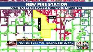 As city expands, OP plans new fire station on south side [Video]