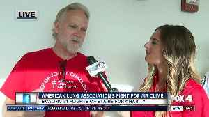 Fight for Air Climb raises money for lung disease research in Southwest Florida [Video]