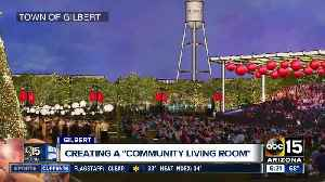 The future of Downtown Gilbert [Video]