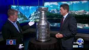 Stanley Cup visits Denver ahead of Avalanche's second-round playoff series [Video]