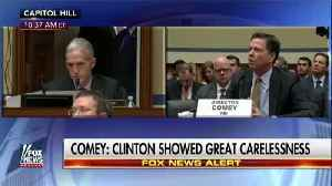 Here is a reminder when Gowdy grilled Comey over Clinton's 'false statements' [Video]