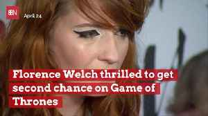 Florence Welch Makes The Music For Those New GoT Episodes [Video]