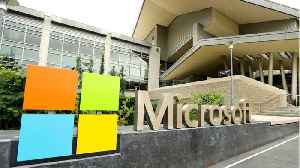News video: Microsoft Tops $1 Trillion Predicts More Cloud Growth