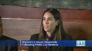 Luke Walton's Attorney Responds To Accuser's Claims [Video]