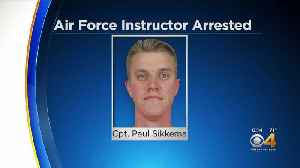 Air Force Academy Instructor Arrested, Accused Of Internet Luring Of A Child [Video]