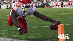 JoCo DA: No charges filed against Chiefs WR Tyreek Hill [Video]