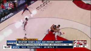 Damian Lillard's audacious 37-foot game-winner ends OKC Thunder season [Video]