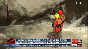 KCSO and Kern River Conservancy launch river safety campaign [Video]