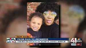 KC grandmother fights crime after family falls victim [Video]