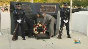 Fallen Officers From Broward County Honored At Annual Law Enforcement Memorial Service [Video]