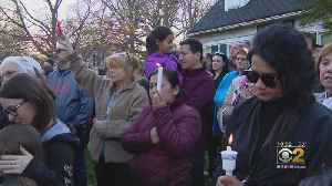 Hundreds Attend Vigil For 5-Year-Old A.J. Freund [Video]