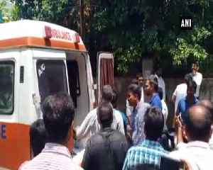 Sri Lanka blasts Mortal remains of V Tulasi Ram brought to his residence in Hyderabad [Video]