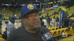 Freed Wrongly Convicted Former Prisoners Get To See Warriors Play Clippers At Oracle [Video]