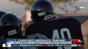 Logan Smith honored to represent Tehachapi in the U.S. Army Bowl [Video]