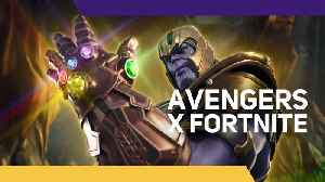 Avengers and Fortnite are one of the best alliances ever! [Video]