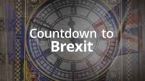 Countdown to Brexit: 189 days until Britain leaves the EU [Video]