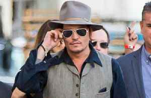 Johnny Depp dating Russian dancer [Video]