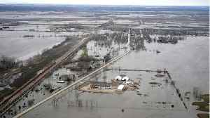 Flooding Stalls Shipments In Latest Blow To U.S. Farmers [Video]