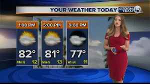 South Florida Thursday afternoon forecast (4/25/19) [Video]