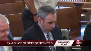 Victim's family confronts convicted officer after sentencing [Video]