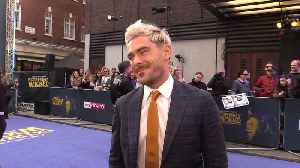 Zac Efron: 'Right now I love the Spurs!' [Video]