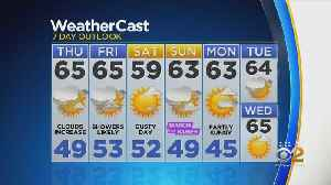 New York Weather: 4/25 Thursday Afternoon Forecast [Video]