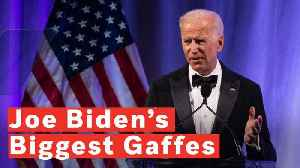 Joe Biden's Biggest Gaffes [Video]