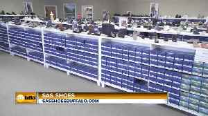 Get Professionally Measured at Fitted at SAS Shoes [Video]