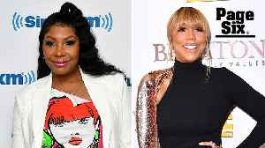 News video: Traci Braxton's fight with Tamar was too intense to even talk about