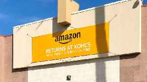 Feeling Buyer's Remorse? You Can Now Return Amazon Purchases at Kohl's [Video]