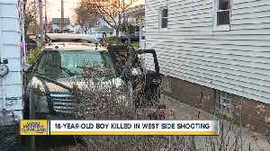 Police: 16YO fatally shot was driving stolen vehicle [Video]