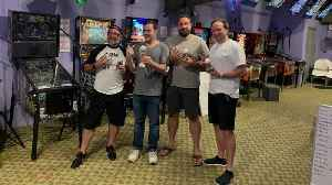 Fox 4 Meteorologist Eric Stone wins first place at pinball tournament [Video]