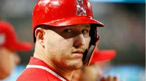 Mike Trout Extends On-Base Streak As Angels Lose Again [Video]
