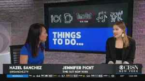 Time Out New York's Guide To Your Weekend: 4/27 & 4/28 [Video]