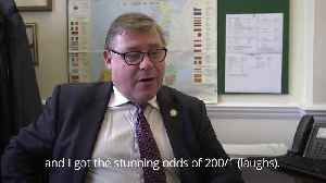 Mark Francois: I've put £10 on myself to become next Tory leader [Video]