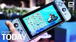 So much Nintendo news, so little time | Engadget Today [Video]