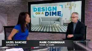 Design On A Dime Helps Make Beautiful Living Spaces Without Breaking The Bank, And For Good Cause [Video]