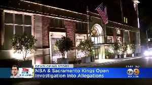 NBA, Kings Launch Investigation Into Sex Assault Allegations Against Ex-Lakers Coach Luke Walton [Video]