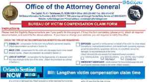 Bill would extend deadline for victim compensation claims [Video]