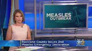 Rockland County Issues New Measles Declaration [Video]