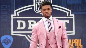Oklahoma Sooners quarterback Kyler Murray shares how he's leaned on Cleveland Browns QB Baker Mayfield for advice leading up to  [Video]