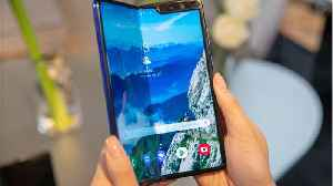 Samsung's Galaxy Fold Far From Perfect [Video]