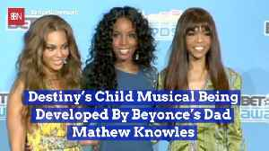 A Destiny's Child Musical Is In The Works [Video]