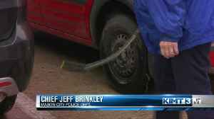 Court rules chalking tires is unconstitutional [Video]