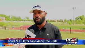 Decatur Native Talks About The NFL Draft [Video]