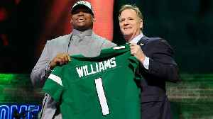#3 Overall Pick Quinnen Williams Lands The New York Jets [Video]